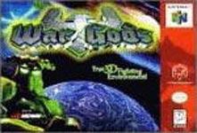 Carátula de War Gods para Nintendo 64